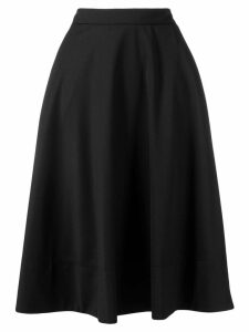 Calvin Klein full drape skirt - Black