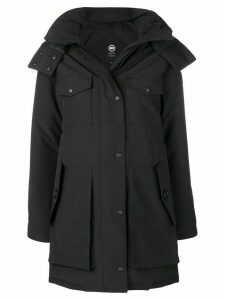 Canada Goose Gabriola down coat - Black