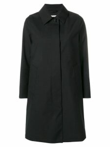 Mackintosh Black Wool Storm System Coat LM-020BS/SH