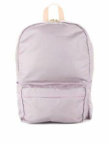 Tu es mon TRÉSOR Tuck ribbon backpack - Purple