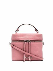Miu Miu Madras bucket bag - Pink