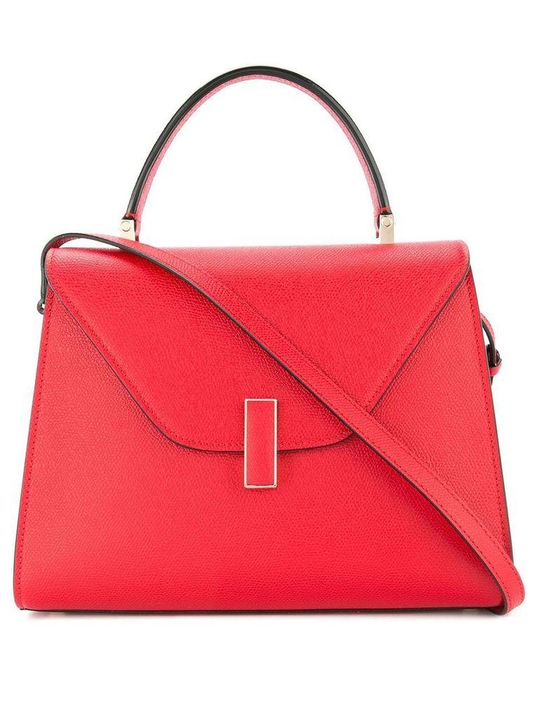 Valextra foldover shoulder bag - Red