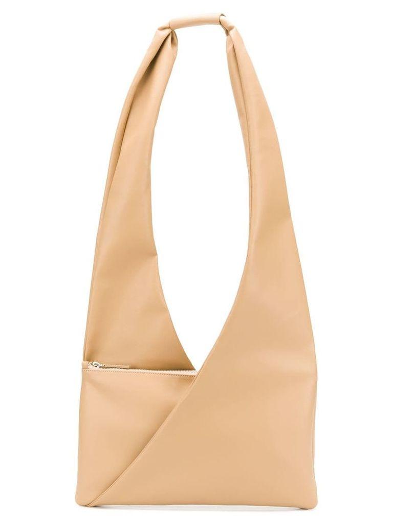 Mm6 Maison Margiela Japanese Pochette bag - Neutrals