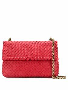 Bottega Veneta Olympia bag - Red