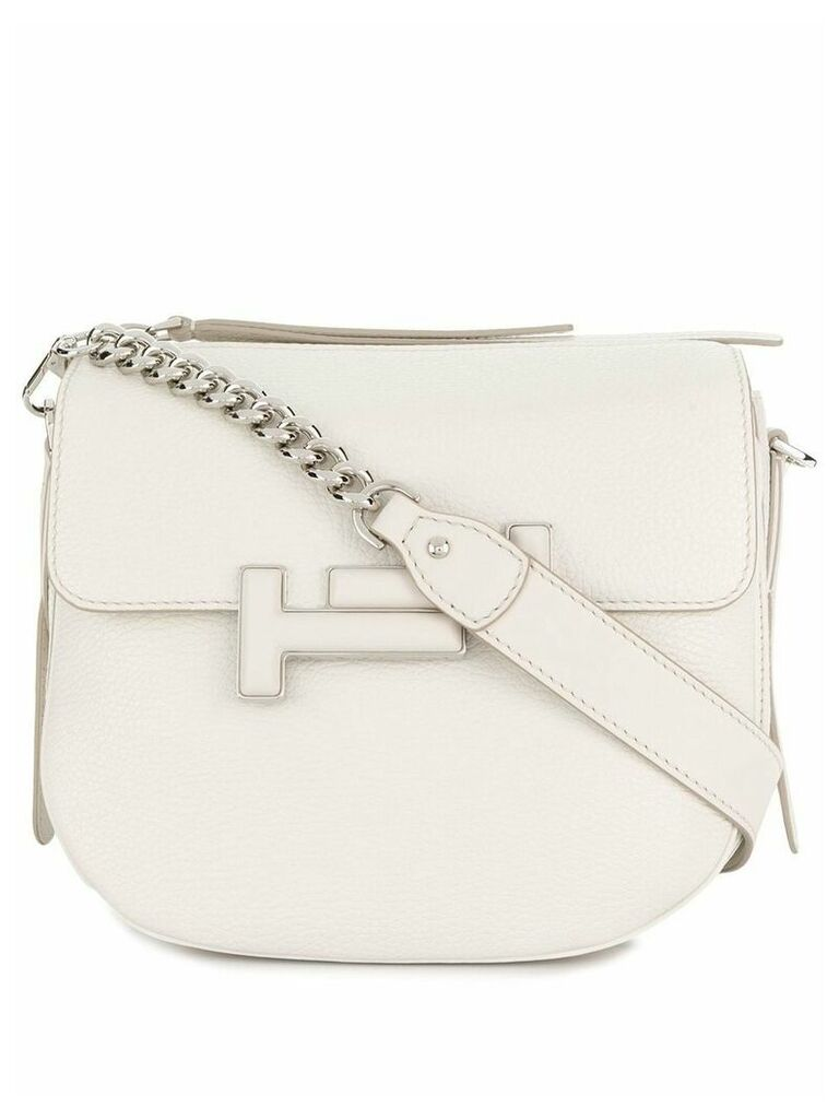 Tod's double T shoulder bag - White