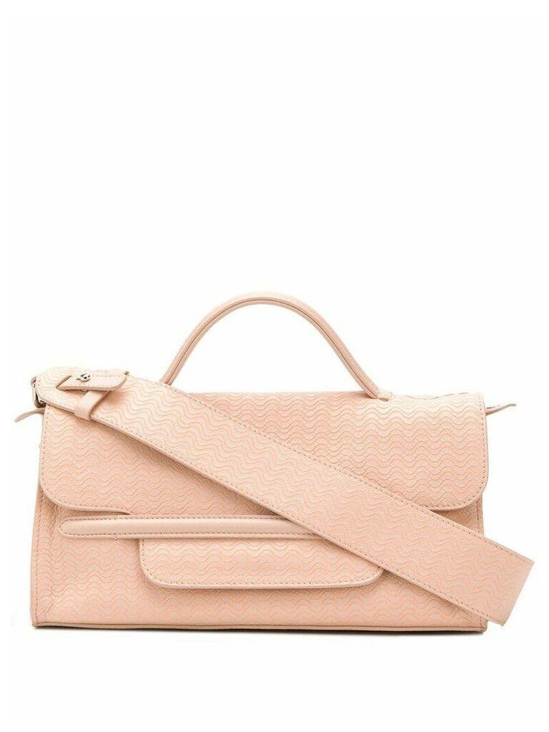 Zanellato wave shoulder bag - Pink