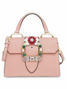 Miu Miu Lady Madras handbag - Pink