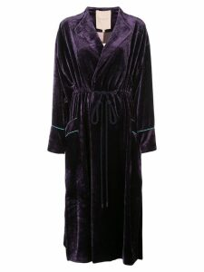 Roksanda robe coat - Purple