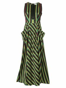 3.1 Phillip Lim striped midi dress - Multicolour