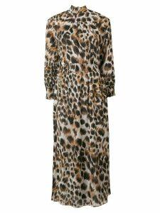 Nanushka open back dress - Black