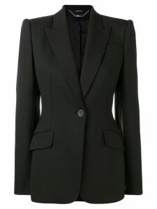 Alexander McQueen inner slits blazer - Black