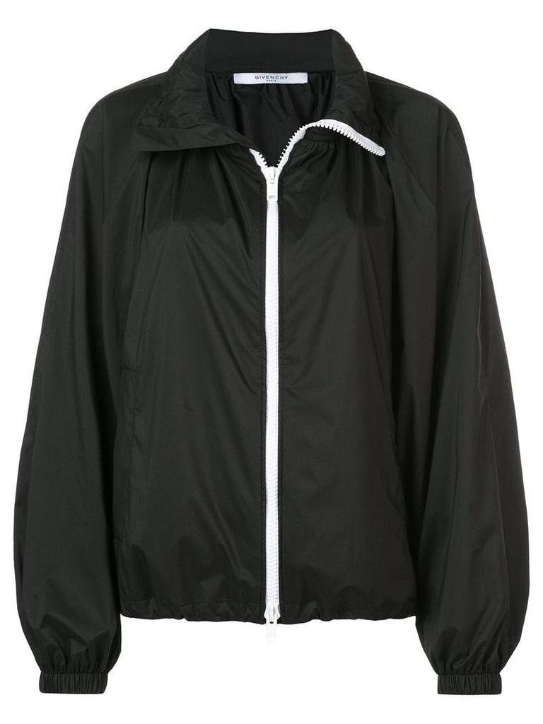 Givenchy oversized bomber jacket - Black