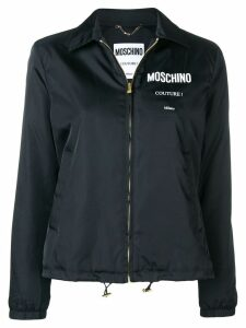 Moschino Couture! zipped jacket - Black