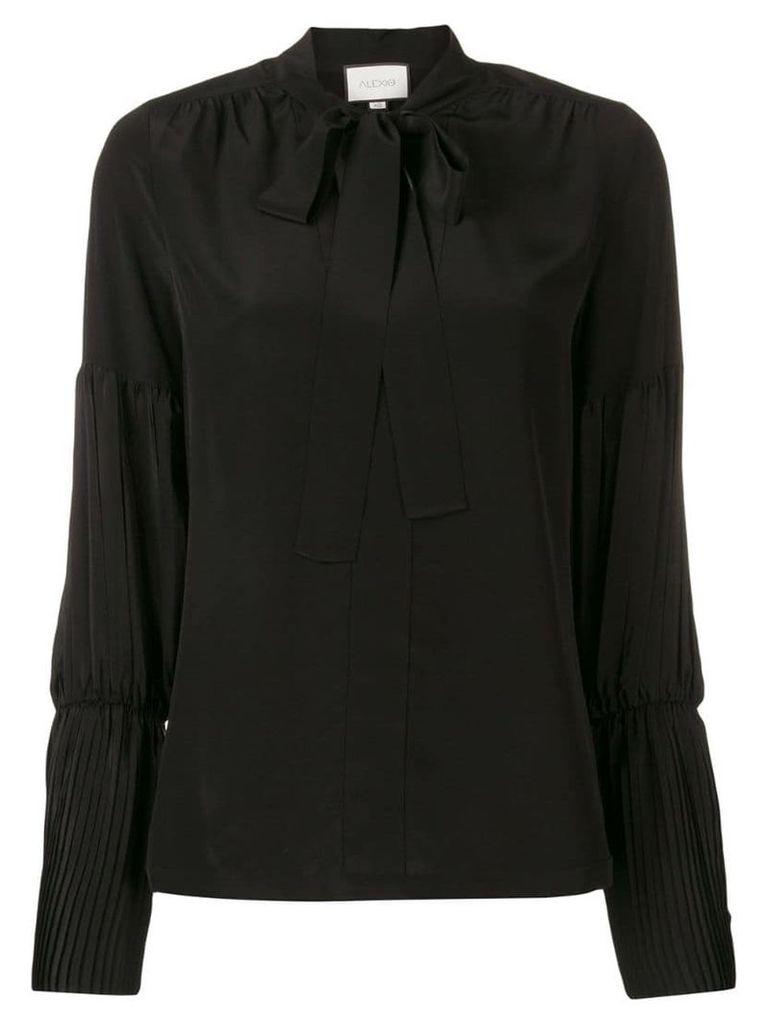 Alexis Tobit blouse - Black