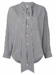 Balenciaga New Swing shirt - Black