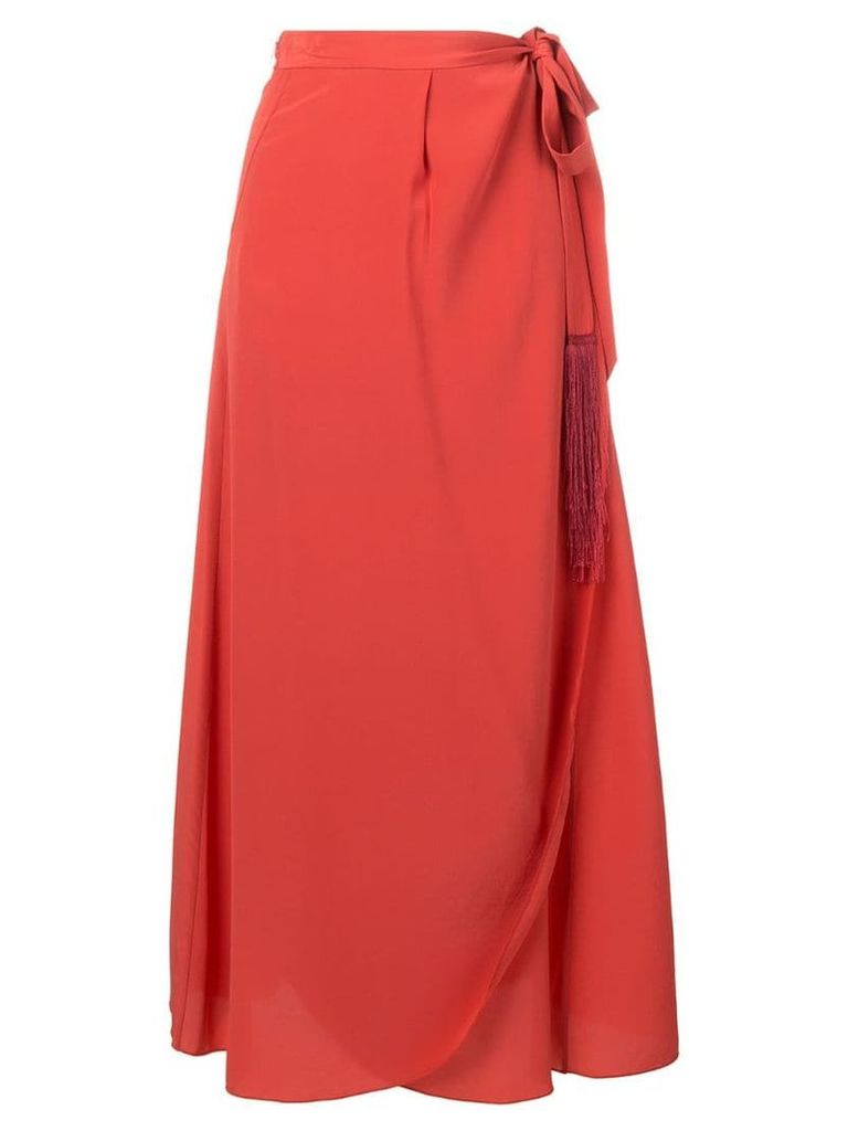 Forte Forte 'My Skirt' A-line - Red