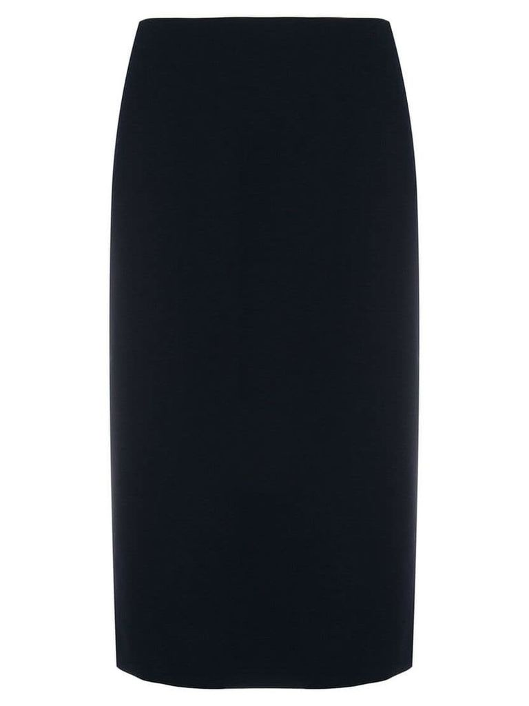 Ralph Lauren mid-length pencil skirt - Blue