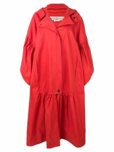 Golden Goose oversized fit parka - Red