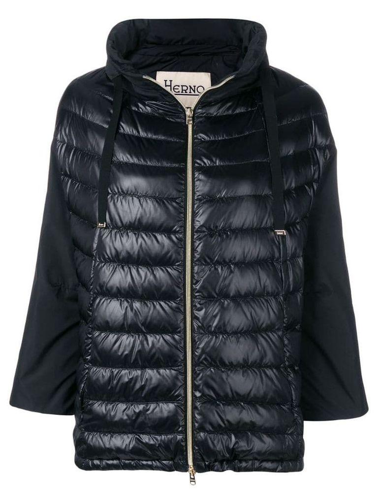 Herno Giacca padded jacket - Black