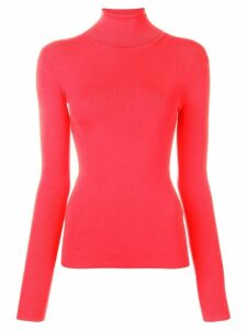 Joseph turtleneck sweater - Red