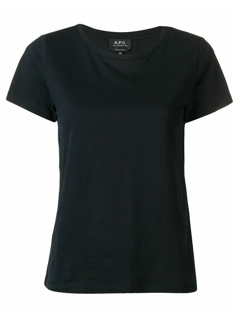 A.P.C. regular T-shirt - Blue