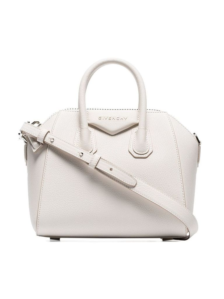 Givenchy mini Antigona bag - White