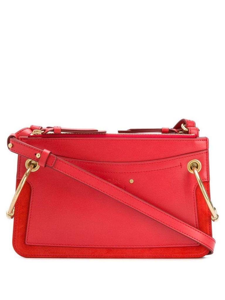 Chloé Roy shoulder bag - Red