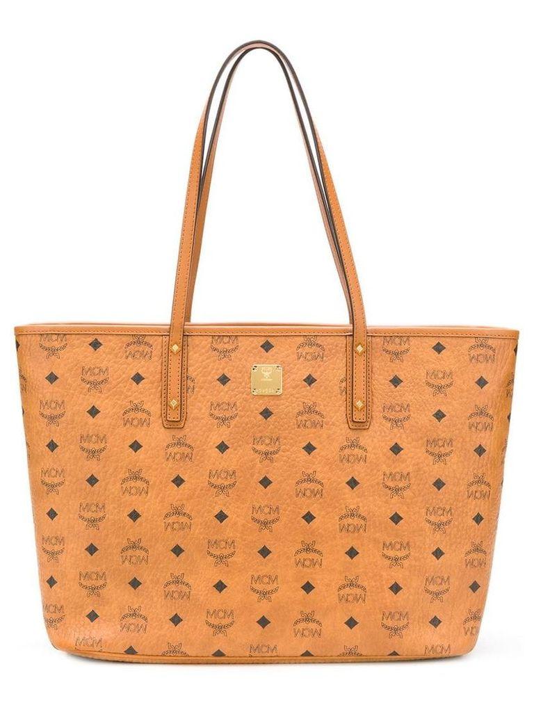 MCM Anya tote bag - Brown