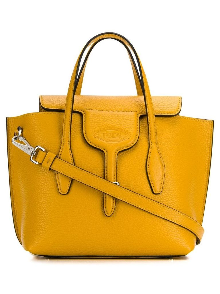 Tod's Joy mini tote bag - Yellow