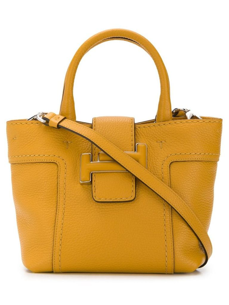 Tod's Double T tote bag - Yellow