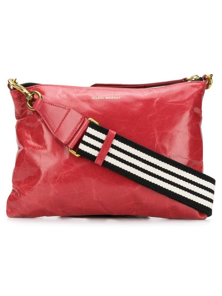 Isabel Marant small cross body bag - Red