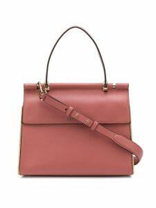 Michael Michael Kors Jasmine medium satchel - Pink