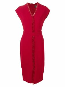 Max Mara Cady dress - Red