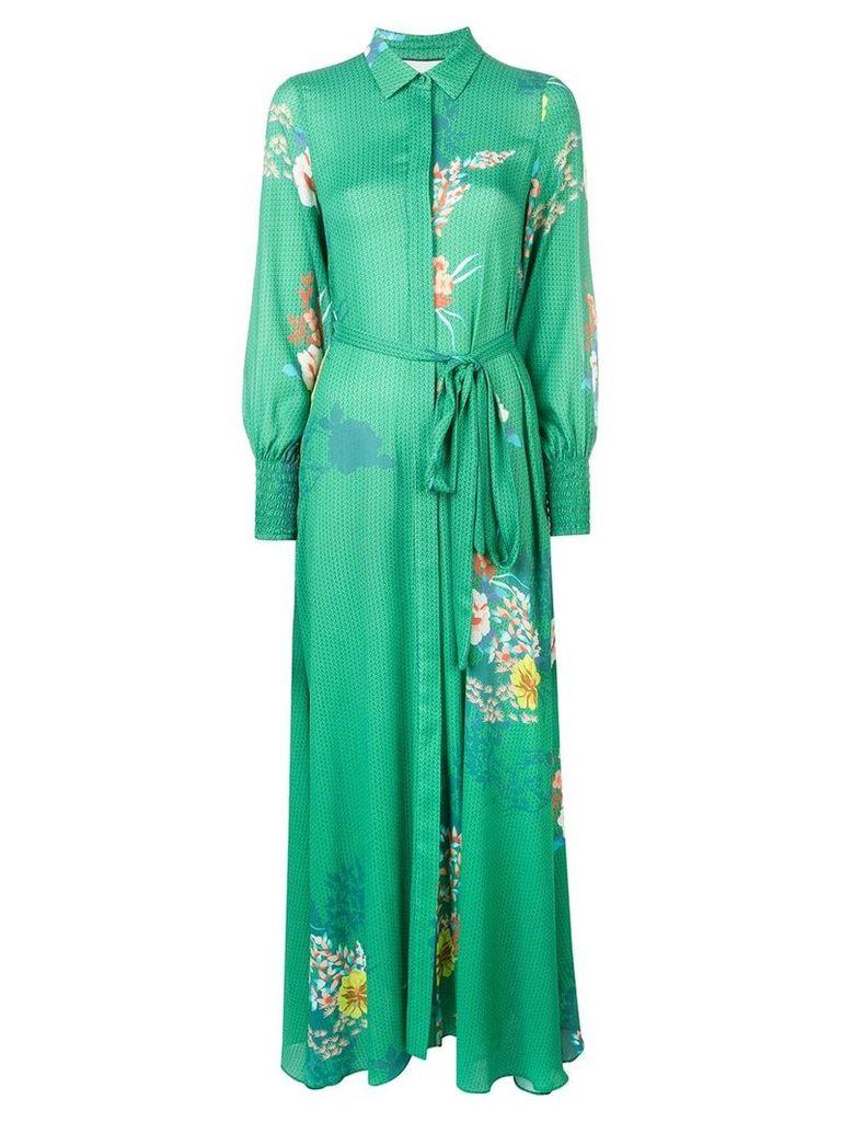 Alexis Yadira dress - Green