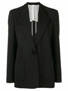 Acne Studios Tailored blazer - Black