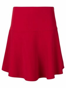 Red Valentino skater skirt