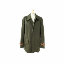 Khaki Cotton Coat