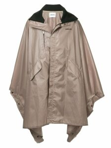 Ambush oversized raincoat - Brown