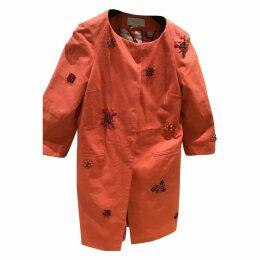 Linen coat