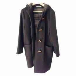 Wool dufflecoat