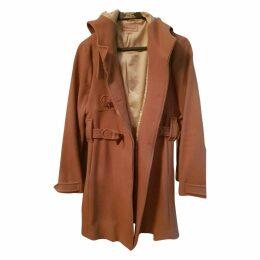 Camel Cotton Coat
