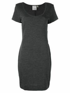 Moschino Pre-Owned T-shirt dress - Grey