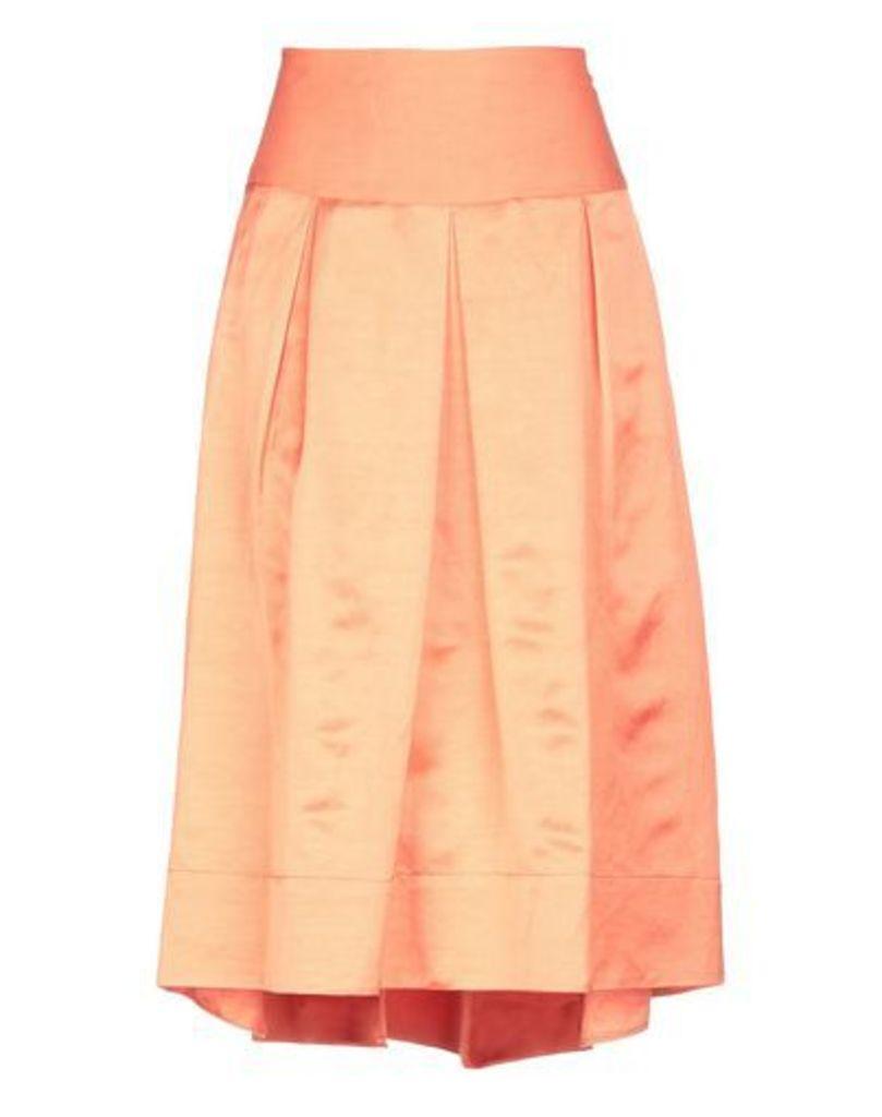 GARAGE NOUVEAU SKIRTS Knee length skirts Women on YOOX.COM