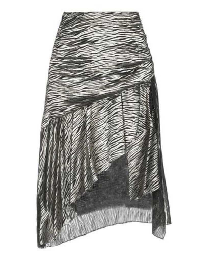 IRO SKIRTS 3/4 length skirts Women on YOOX.COM