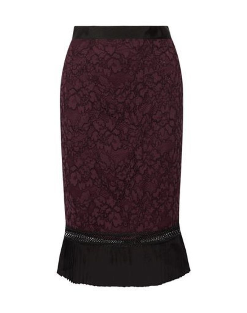 ALEXIS SKIRTS 3/4 length skirts Women on YOOX.COM