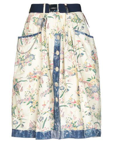 HIGH SKIRTS 3/4 length skirts Women on YOOX.COM