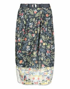 HIGH by CLAIRE CAMPBELL SKIRTS 3/4 length skirts Women on YOOX.COM