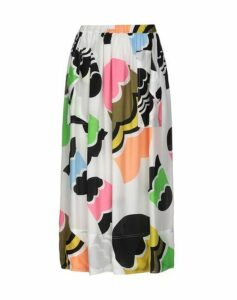 ANNIE P. SKIRTS 3/4 length skirts Women on YOOX.COM