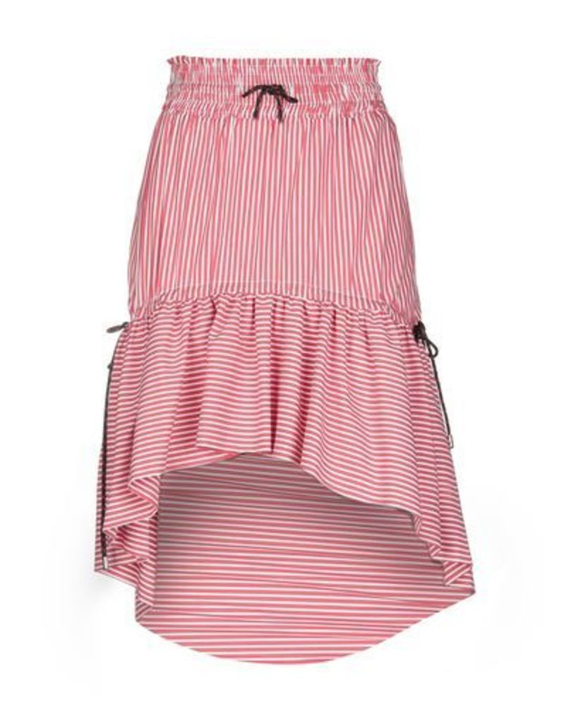 CHRISTIAN PELLIZZARI SKIRTS Knee length skirts Women on YOOX.COM