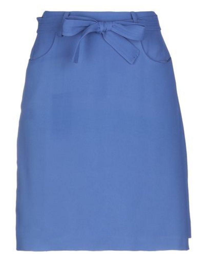 ARMANI JEANS SKIRTS Knee length skirts Women on YOOX.COM